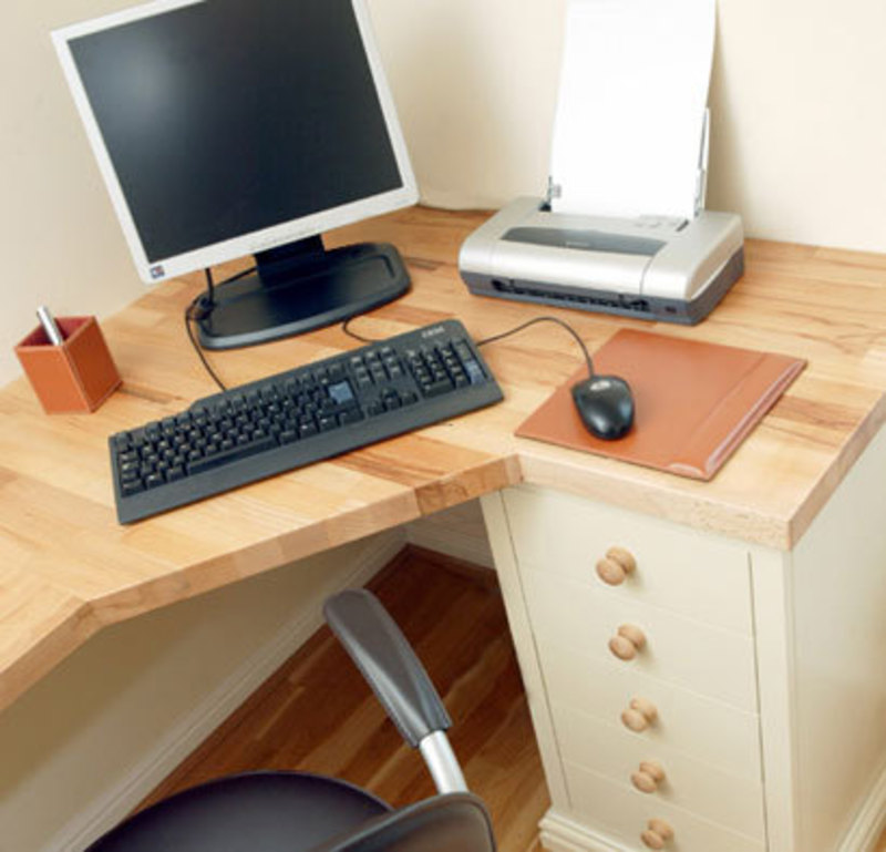 corner desks for the home office traditional modern and