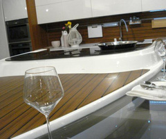 Lucid Boat Kitchen Table