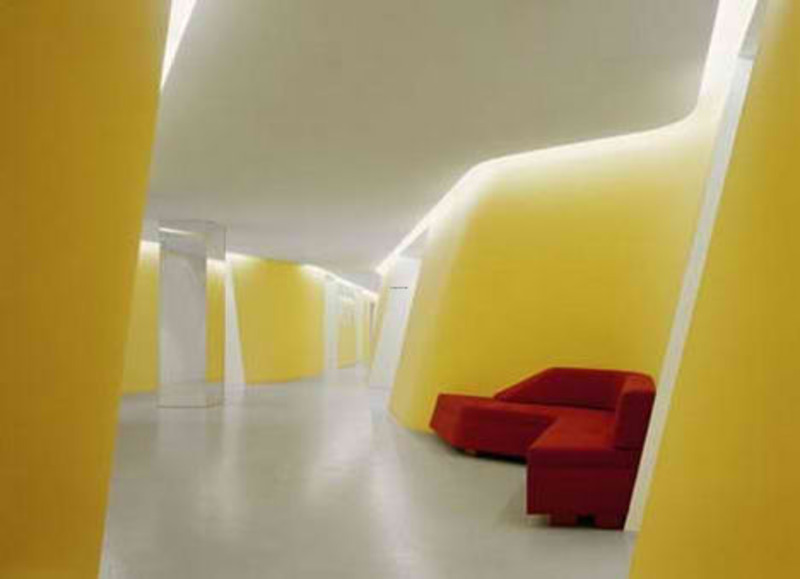 Interior Design Of Clinic, KU64 – The World's Coolest Dental Clinic Interior Design