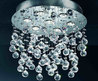 modern luxury crystal lighting fixtures