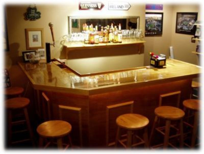 Home bar plans online design bookmark 4835 - How to design a bar ...