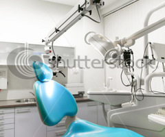 Dental Clinic Interior Design With Chair And Tools Stock Photo 55255210 : Shutterstock