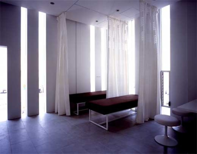 Interior Design Of Clinic, Interior Design Clinic in Japan