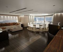 Interior Design for Yachts and Large Boats
