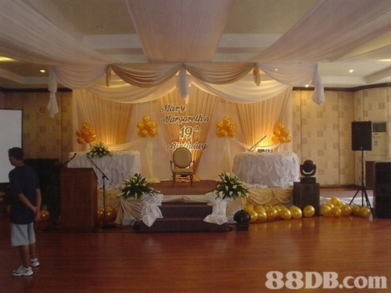 Birthday hall decoration kids art decorating ideas for Hall decoration design