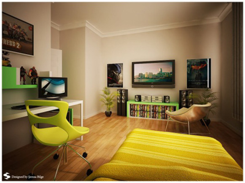 Teen Room Design Ideas, Inspirational Cool And Modern Teen Room Decorating Design Ideas