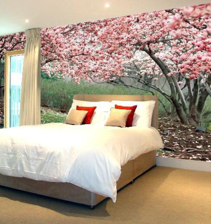 Interior designer wall mural from the wow wall www for Designer mural wallpaper