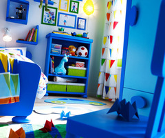 Teen and Kids Room Design Ideas by IKEA 2