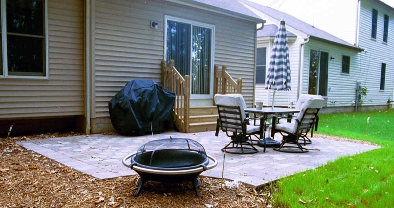 patio design pictures small patio paver ideas