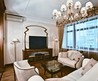 Art Nouveau Style with Floral Ornament Moscow Apartment Luxury Design Ideas
