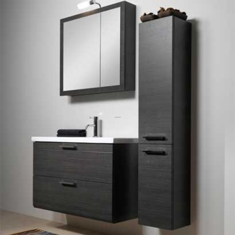 Small modern bathroom vanities design bookmark 5067 for Bathroom cabinet ideas furniture