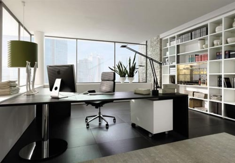 Modern Options For Executive Modern Office Furniture Ideas / design ...