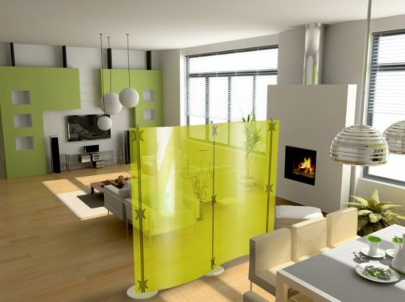 Muebles Decorativos Separador Ambientes Moviles