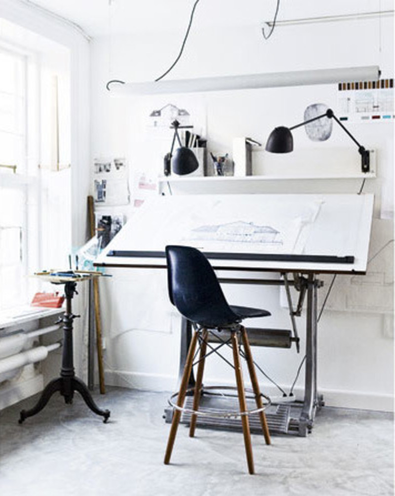 Scandinavian Home Design, 13 Cool Ideas For Organizing Contemporary Workspace At Home In Scandinavian Style
