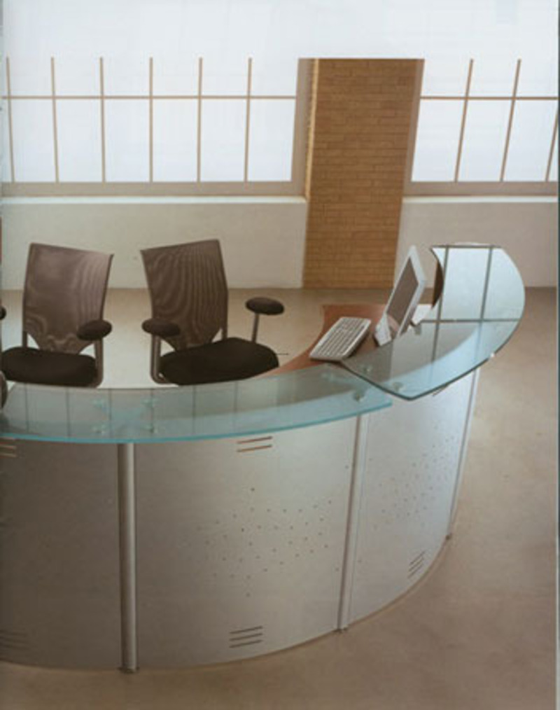 Reception collection office furniture italian office for Italian office furniture