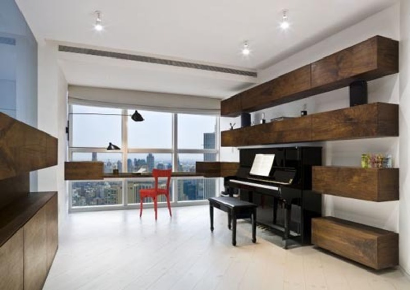 12 beautiful piano rooms design bookmark 5322 for Piano room decor
