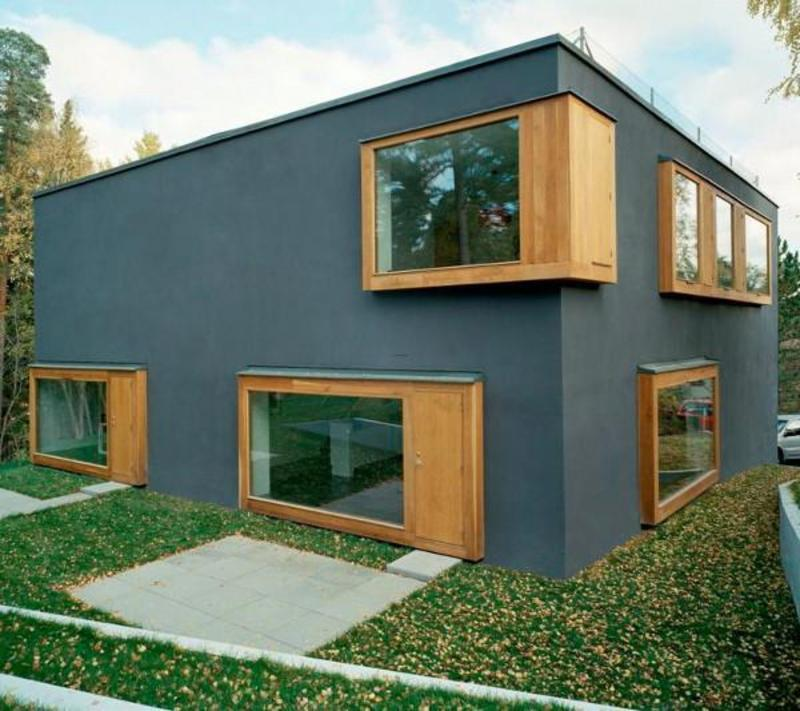 Homysphere com blog archive the contemporary for Scandinavian house plans