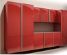 Design garage cabinets by Vault