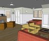 Simply Elegant Home Designs Blog: Another New Garage Apartment Plan Unveiled!