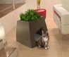 Pet Planters: Indoor Green-Roofed Homes for House Pets | Designs & Ideas on Dornob