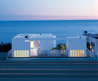 Modern Architecture Beach House in California by Richard Meier 