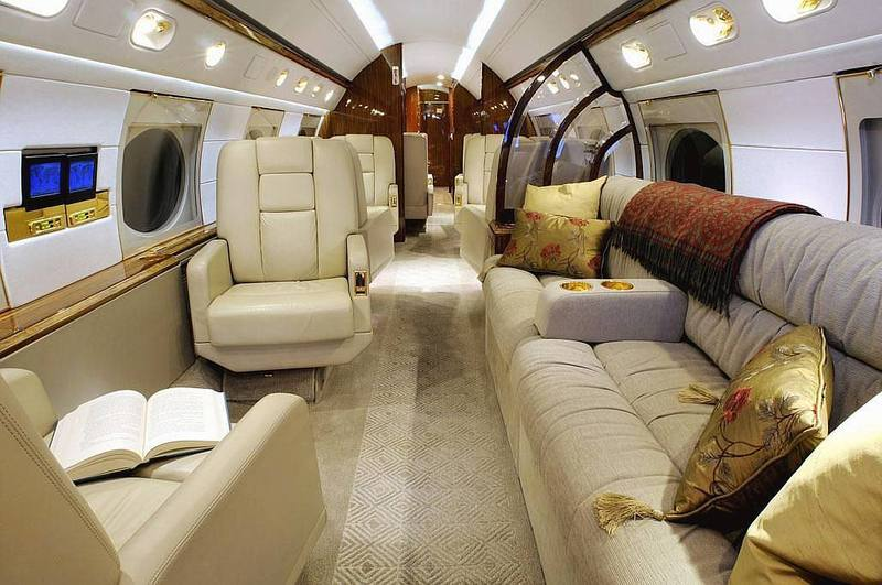 Private Jets Interior Photos, Luxury Private Jets – Private Jet Interiors