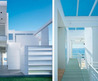 Interior design: Beach modern and Luxuary house architecture by Richard Meier and Michael Palladino