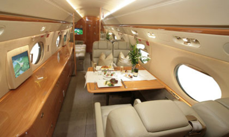 Why Hire A Private Jets Charter Design Bookmark 5428