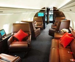 The Real Cost of Private Jet Charter Private Jet Interior  B Aviation