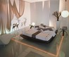 Luxurious and Modern Bedroom Lighting Design