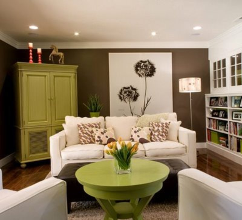 Kitchen paint ideas for living room paint design for Paint ideas for a living room