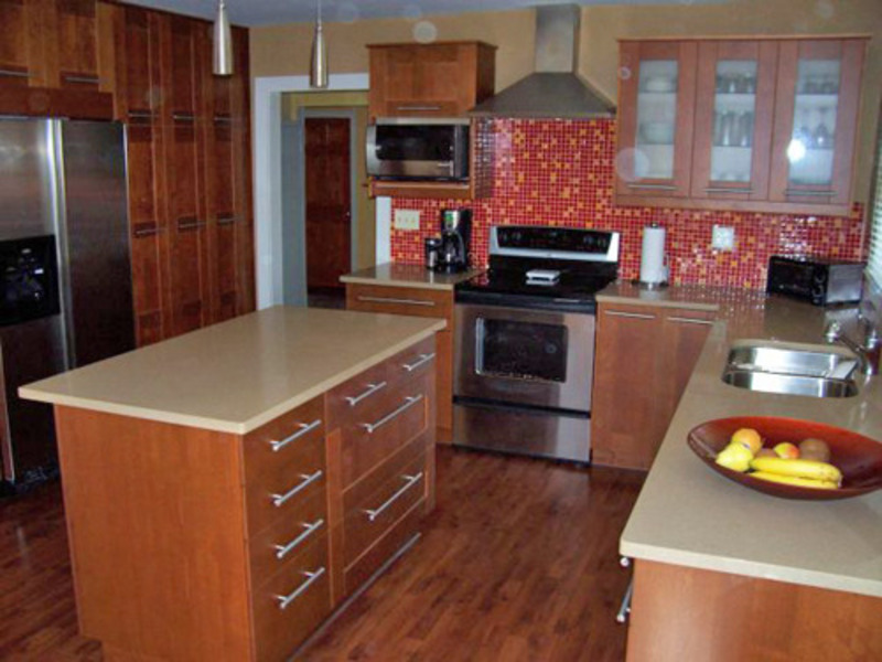 Ideas For A Small Kitchen, How to Decorate Modern Small Kitchen Ideas to be Luxurious