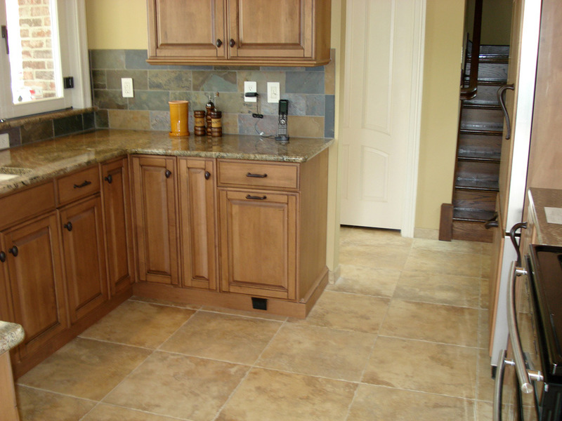 Explore St Louis Kitchen Cabinets Tile Installation