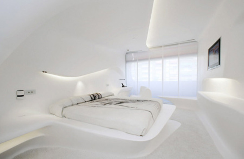 Ultra Modern Bedrooms Pictures Home Design And Interior Decorating Ideas