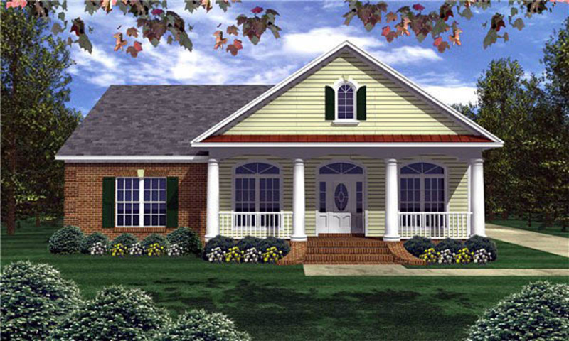 Colonial house plans to build a colonial style home Colonial style house