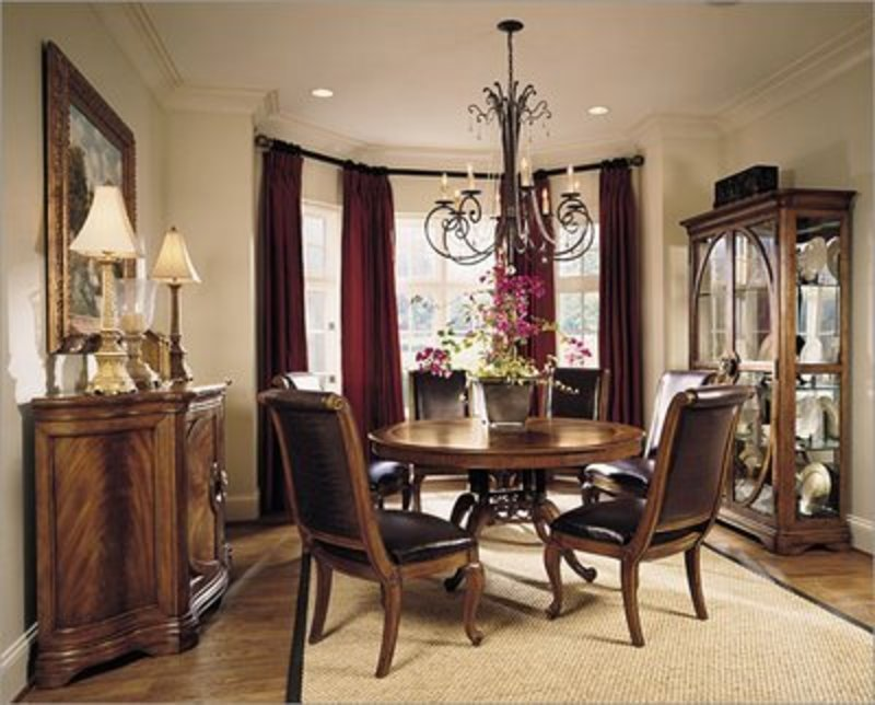 Country Dining Room Home Decor French Country Provincial Dining