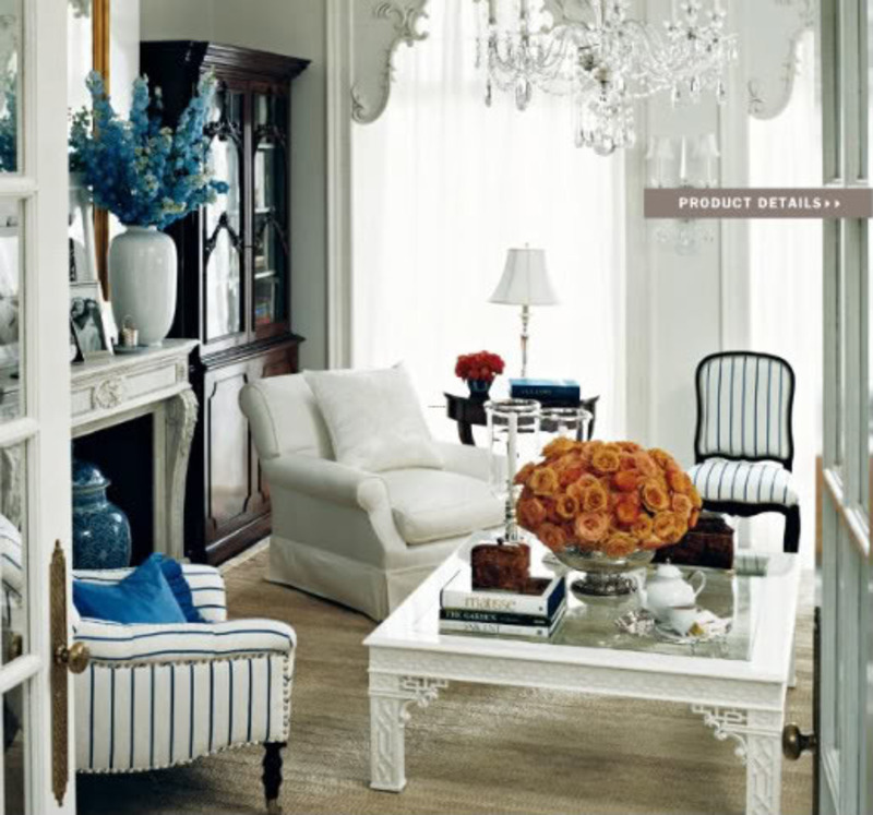 Summer house by ralph lauren the find blog design for Ralph lauren living room designs