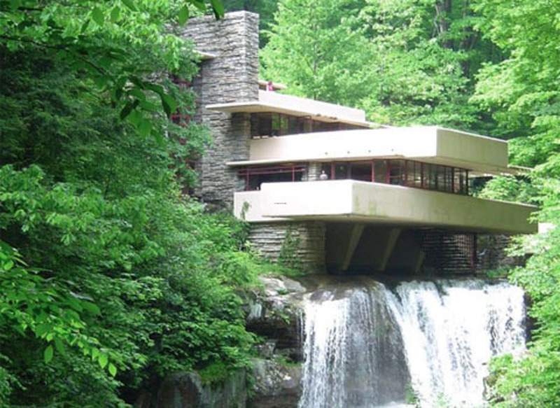 Falling Water House, The Classics: Fallingwater House