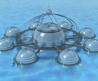 Your Future Underwater House  Design 