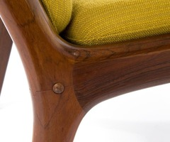 Danish Teak Classics » Danish Modern Lounge Chair
