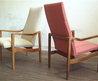 Scavenger: Danish Modern LOUNGE CHAIR(S)