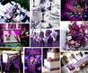 Wedding Accessories Ideas: Purple wedding decorations ideas pictures