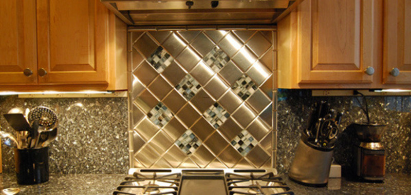 Wall Galleries Unique Backsplash Tile Design Bookmark 5811