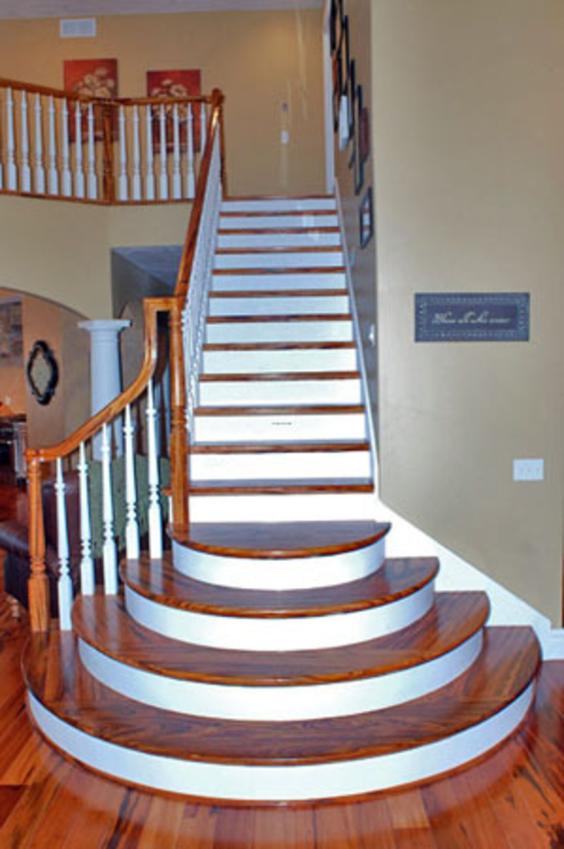 Basement Stairs Design: How Do I Build These Stairs / Design Bookmark #5862