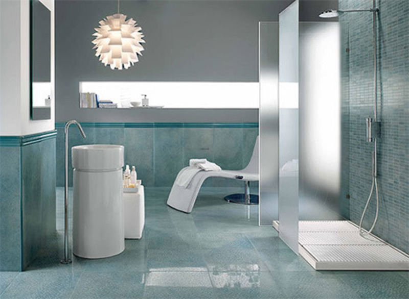 bathroom contemporary tiles by novabell shine tile