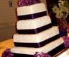 Wanted: purple/cream wedding looking for linens, decor items, centerpiece, etc « Weddingbee Classifieds