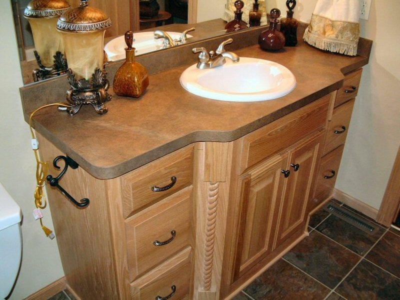 2011 Wooden Bathroom Vanity Photos Design Ideas And More