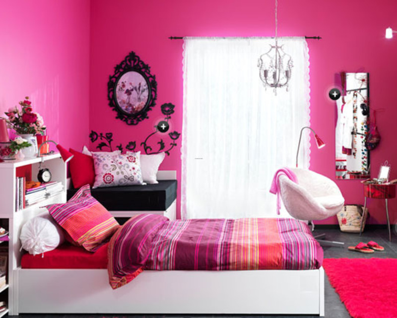 Ikea youth rooms design bookmark 5921 for Ikea teenage bedroom ideas