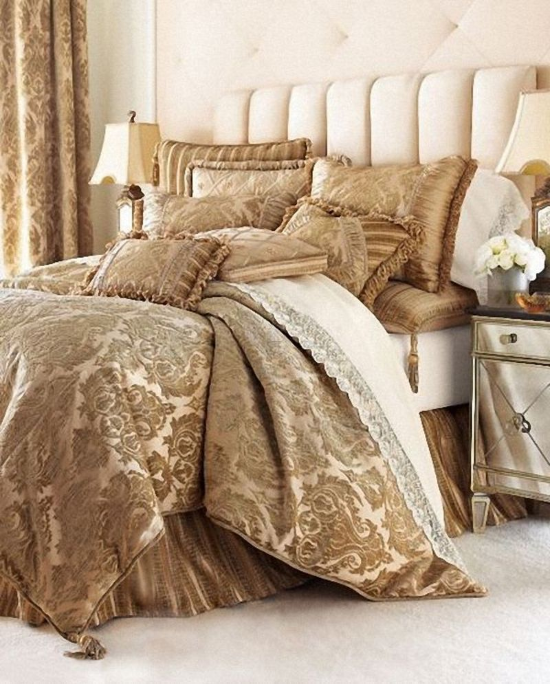 luxury bedding design bookmark 5944
