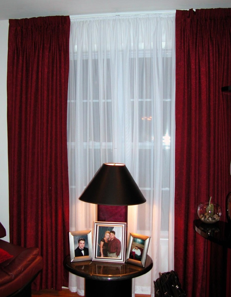 Curtain designs for living room in 2011 design bookmark for Curtains in living room